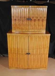 Art Deco Cocktail Cabinet Drinks Chest Bar