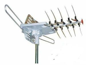 Long Range Outdoor Digital TV Antenna