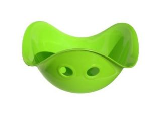 Bilibo Green Baby Toddler Kids Bowl Style Chair Sit Spin Toy New