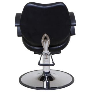 New Classic Black Hydraulic Styling Barber Salon Beauty Chair Equipment