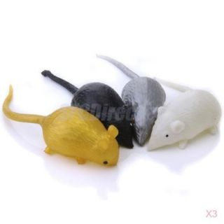 Squishy Rat Animal Mouse Novelty Halloween Trick Toy