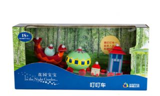 In The Night Garden Rope Ninky Nonk Train Toy Kids Game