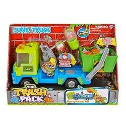 Trash Pack Series 5 Junk Truck Kids Toys Collectables New