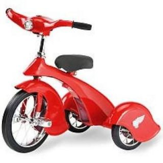 Morgan Cycle Red Bird Trike Kids Outdoor Play Game Ride on Tricycle Toy Gift