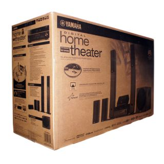 Sealed Yamaha YHT 899U 5.1 Channel Home Theater in a Box System