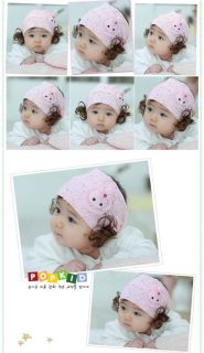 Cute Baby Toddler Kids Girls Princess Headband Hairband Bow Hairpiece Cap