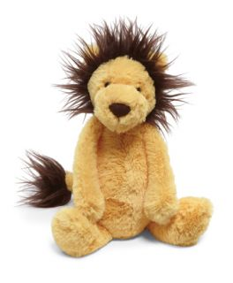 Jellycat Bashful Lion Small Stuffed Animal Plush New