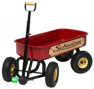 Schwinn Quad Steer All Terrain 4x4 Red Wagon S6222