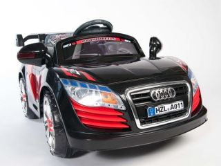 Audi A011 Style Kids 12V Electric Power Wheels Ride on Toy Car  RC Remote