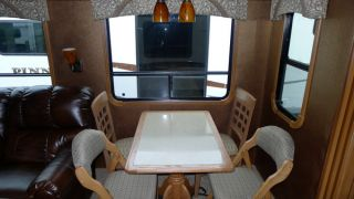 2014 Shasta Phoenix 32RE Rear Entertainment Triple Slide 5th Wheel Forest River
