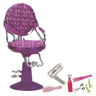 American Girl Salon Chair