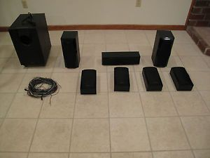 Onkyo 7 1 Channel Home Theater Speaker Package