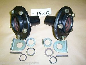 John Deere Rear Axle Wheel Hubs JD M131396 GX325 GX335 GX345 X500 X520 X530