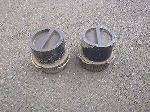 Ford Super Duty Locking Hubs Dana 60 Front Axle Lockouts 4x4