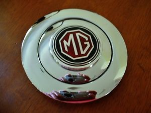 MG MGA MGB MGC Flawed Steering Wheel Horn Button Fits Lecarra Moto Lita Hubs
