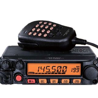 Yaesu FT1907 50W UHF 420 470Mhz Car Truck Mobile Radio Transceiver MH48A6J Mic