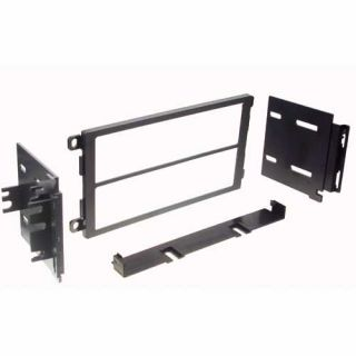 Radio Stereo Installation Mounting Dash Kit Double DIN
