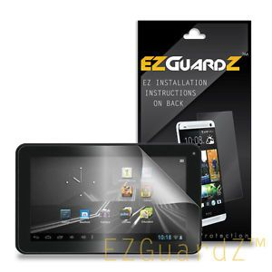 "3X EZguardz Clear Screen Protector Skin 3X for D2 Pad 9"" D2 912 Internet Tablet"