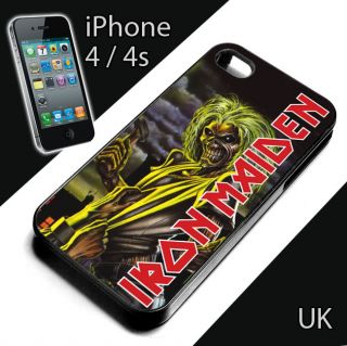 Iron Maiden iPhone 4 4S Cover Case Killers Metal Eddie Rock