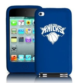 New York Knicks iPod Touch 4th Gen Silicone 4G Case