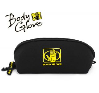 Body Glove Black Waterproof Organizer Hook Hanging Bag Coin Key Case Makeup Bag