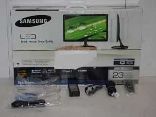 Samsung SyncMaster S23A350H 23 inch Widescreen LED LCD Monitor