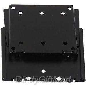 Low Profile Flat Screen LCD TV Monitor Wall Mount 15 17 19 20 22 23 24 26 27 1WY