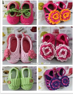 Baby Handmade Knit Crochet Diaper Cover Nappy Flower Hair Headband 0 6MTS NK