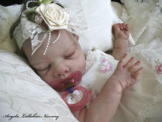 Ellis Tina Kewy Newborn Reborn Fake Baby Sold Out Le Baby Biscotti Gorgeous