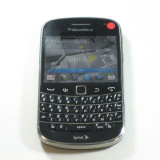 Blackberry Bold 9930 3G Touch Camera Unlocked GSM CDMA Phone Sprint B Stock 411378213150
