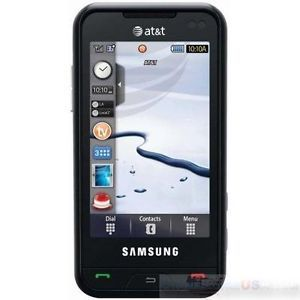 New Samsung A867 Eternity at T Unlocked GSM 3G Touch Screen Camera Cell Phone