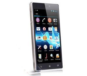 "HTM MTK6572 Unlocked 5"" Smartphone Android 4 2 Dual Sim GSM Mobile Cell Phone"
