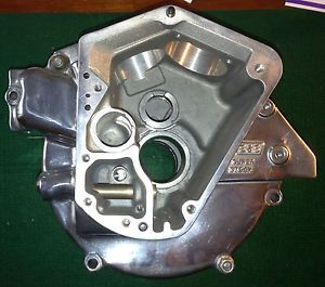 Harley Evolution s s Super Stock Engine Cases Fully Polished