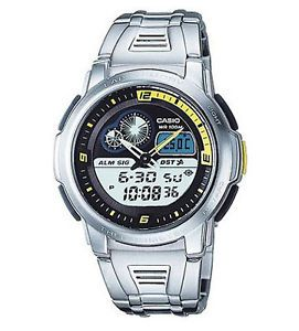 Casio Mens Analog Digital Watch