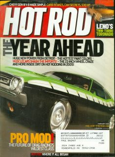 2005 Hot Rod Magazine Overhaulin Challenging Mopar