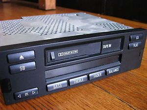 BMW E38 Radio Cassette Player Business C23 Alpine Stereo 740i 740IL 750iL