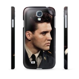 Elvis Presley Army Hard Cover Case for iPhone Android 65 Other Phones