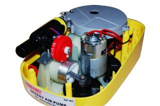12 Volt High Speed Electric Air Pump for Inflatable Boats