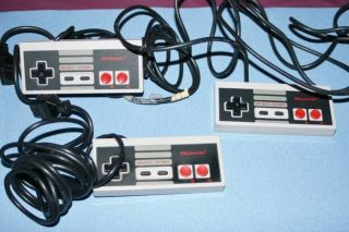NES Controllers Nintendo Game Controller Used