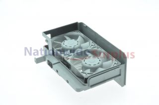 Genuine Apple Mac Pro Front CPU Dual Fan Assembly 815 8841 for A1186