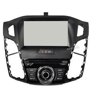 Autoradio Car DVD GPS Navigation Player Bluetooth 2012 Ford Focus Navi Radio Pip