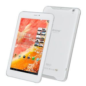 7'' Ampe A79 3G Quad Core Phablet Android 4 1 Bluetooth GPS IPS 1280 800 Tablet