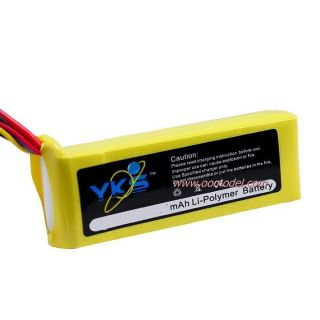 1x 4500mAh 18 5V 30c RC New LiPo Battery RC Airplane Fly Helicopter RC Car Toy