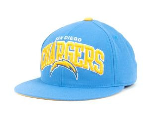 San Diego Chargers Hat Cap Mitchell Ness Fitted 7 1 2