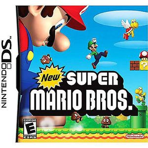 New Super Mario Bros Nintendo DS 2006 Fast SHIP US Seller