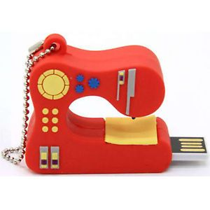 Details about 2 GB USB Flash Memory Stick Drive Sewing Machine by