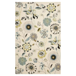 Safavieh Four Seasons Ivory / Blue Rug