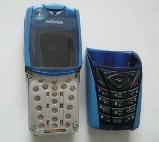 Nokia 5140i Blue Unlocked Cellular Phone
