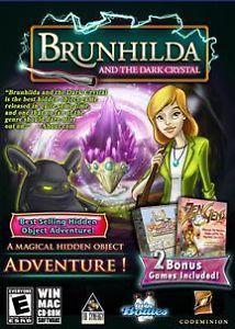 Brunhilda and The Dark Crystal Mac PC Game Brand New Factory SEALED Box