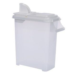 Buddeez 32 Quart Dispenser for Pet Food and Bird Seed x Large